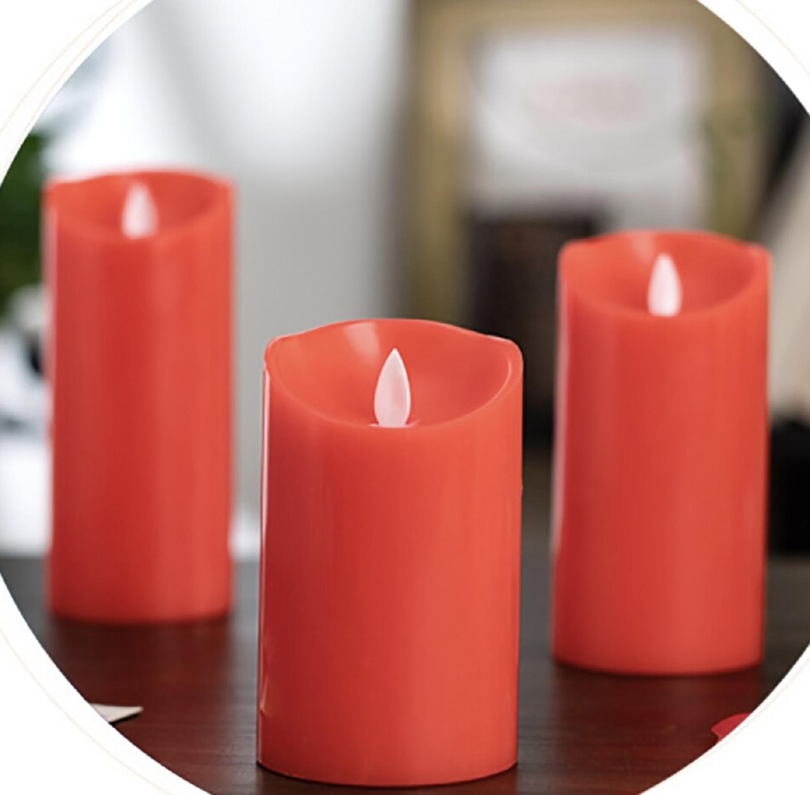 Svíčka na baterie
