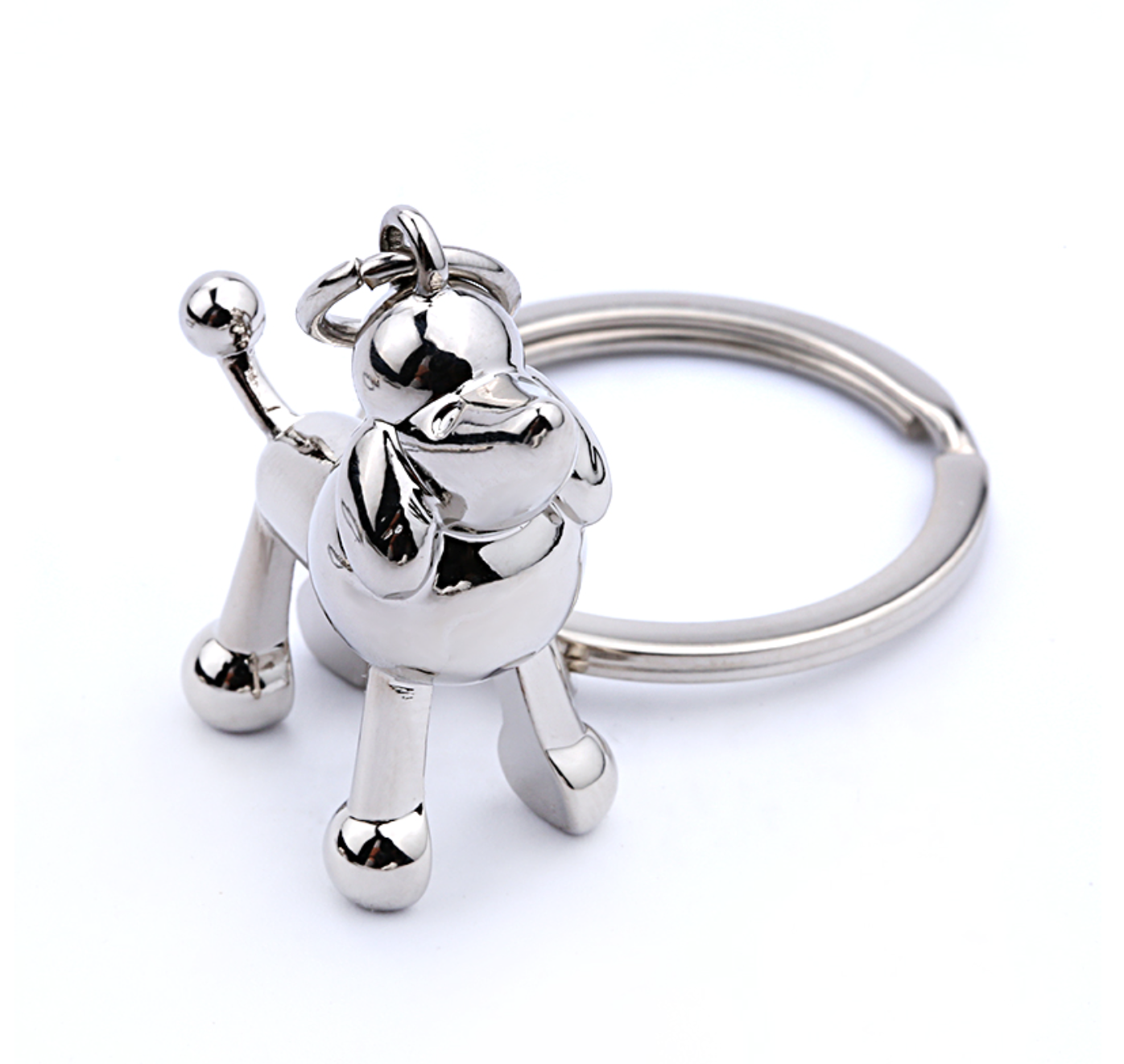Přívěsek na klíče - pes