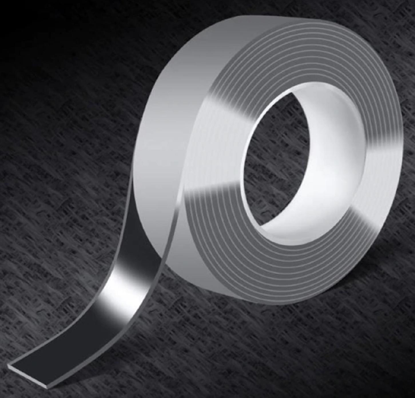 Oboustranná lepící NANO páska - 3m