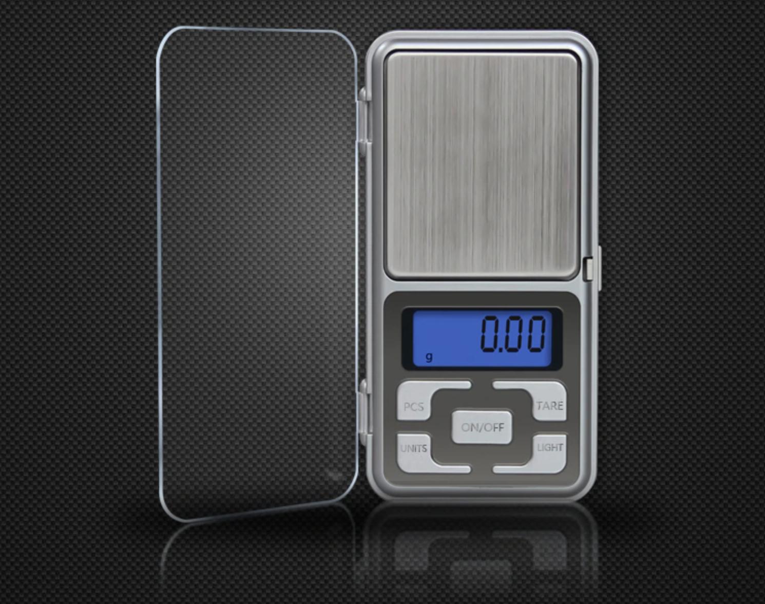 Kapesní digitální váha 200g/0,01g