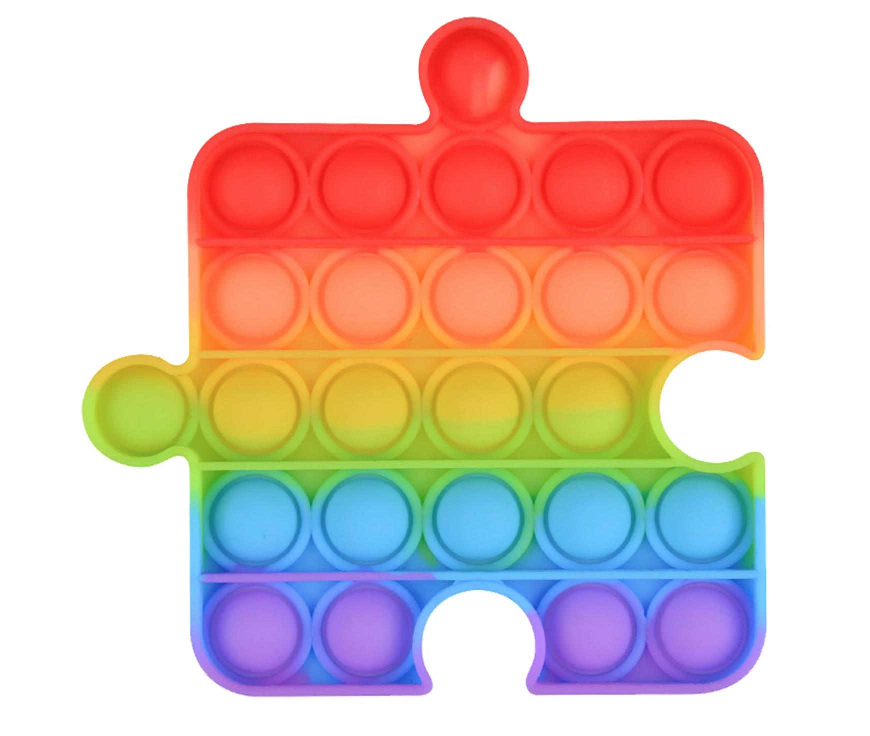 Antistresová hračka POP IT - puzzle