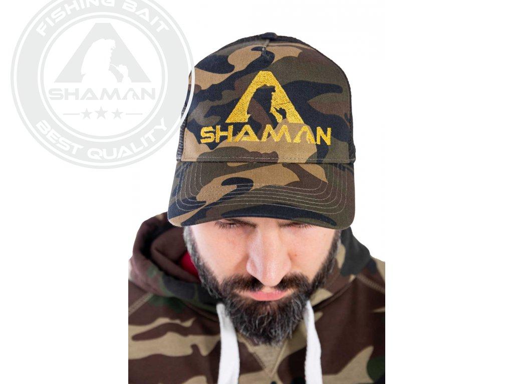 Kšiltovka Shaman