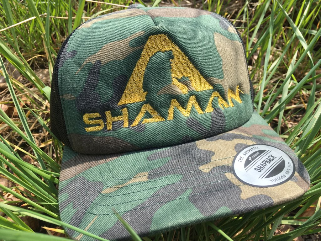SnapBack kšiltovka Shaman