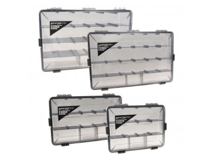 Krabička EFFZETT® WATERPROOF LURE CASES