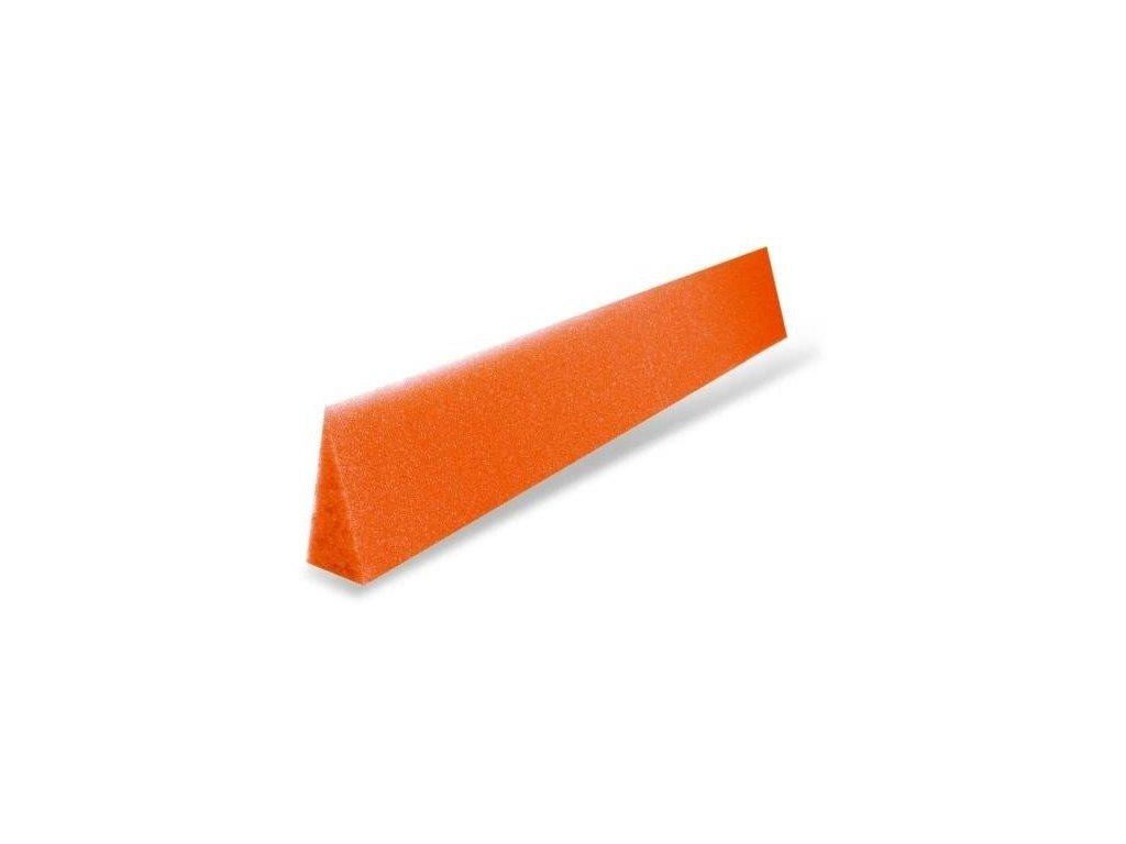 Těsnící klínový pás úžlabí 30 x 60 x 1000 mm - cihlová SAMOLEPICÍ