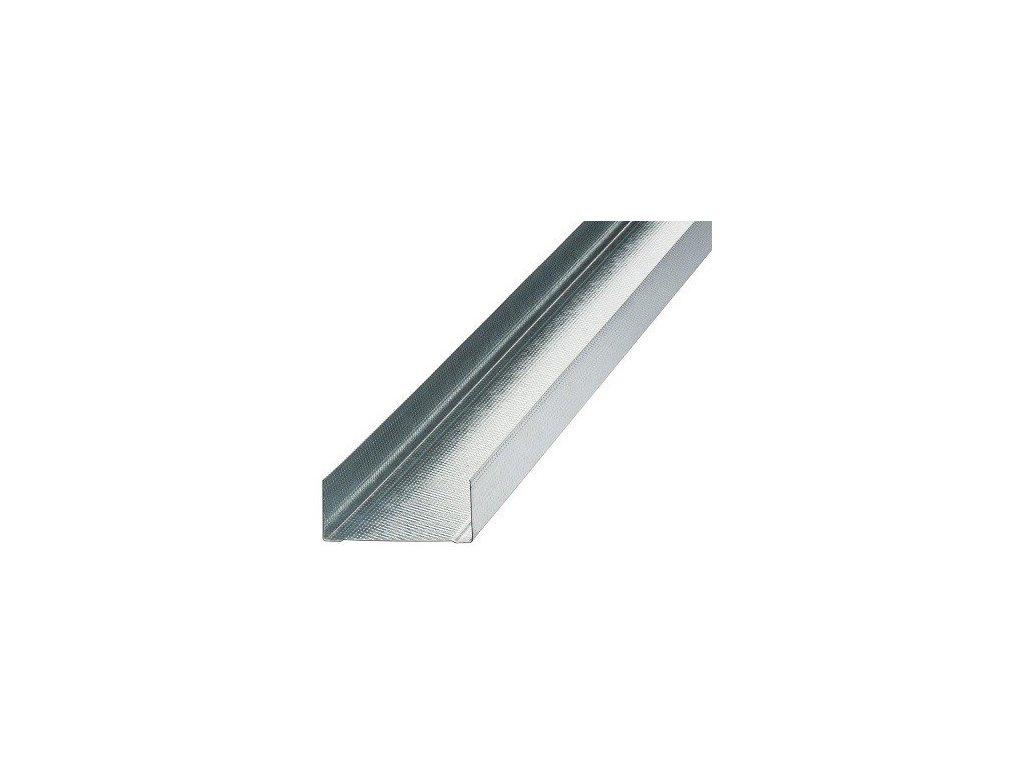 Sádrokartonové profily stěnové UW profil Typ 75 - 4 m