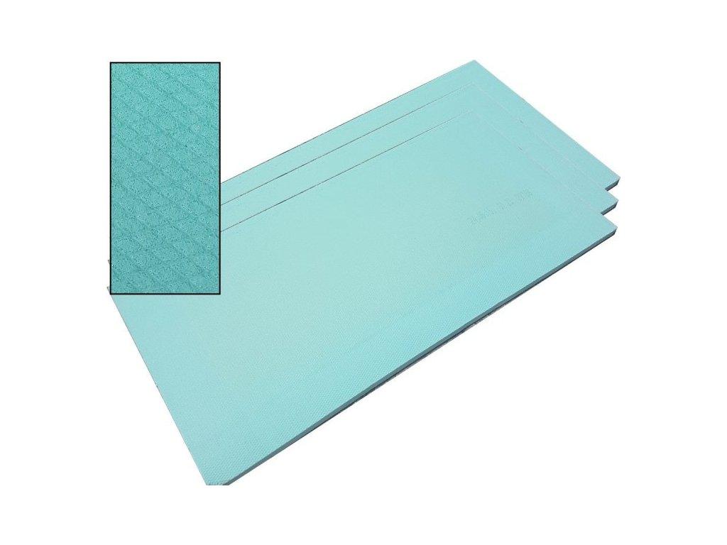 Extrudovaný polystyren XPS Fibrostir VAFLE 80 mm (ks)