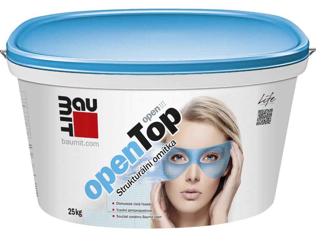 Baumit rýhované omítky - openTop - 3 mm