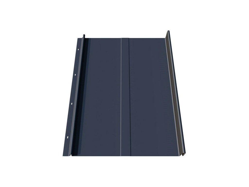 Plechová krytina střešní panel Blachotrapez RETRO 25/340 0,5 Aluzinek