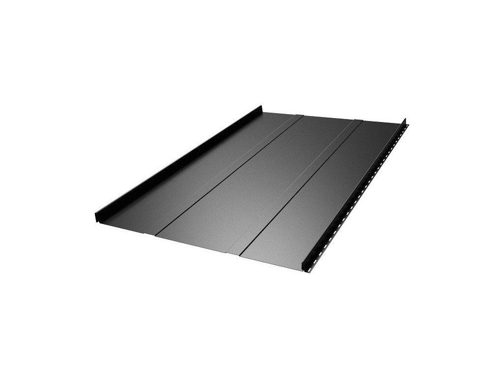 Plechová krytina střešní panel Blachotrapez RETRO 25/554 0,5 Aluzinek
