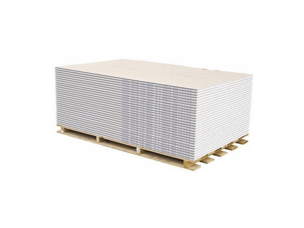 Sádrokartonová deska bílá Lafarge GKB 12,5 mm (2,5m2)