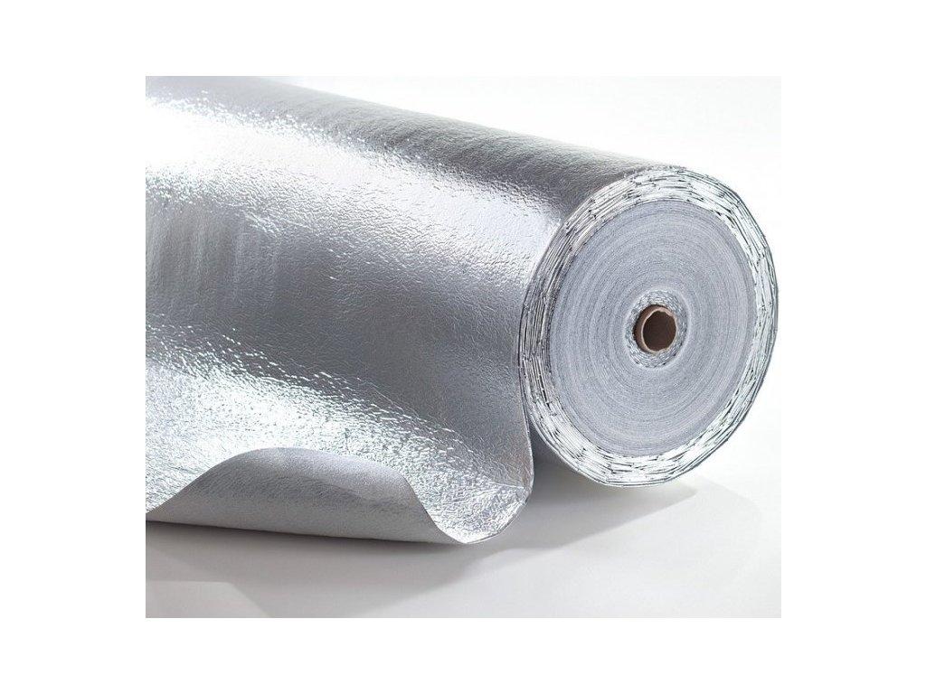 Kročejová fólie reflexní SUNFLEX FOAM pod podlahy (1,2x41,7m)