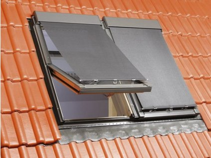 10123 markyza venkovni fakro amz i na stresni okno 78 x 140 cm