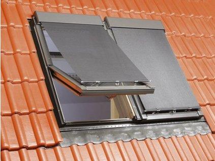 10135 markyza venkovni fakro amz i na stresni okno 114 x 118 cm