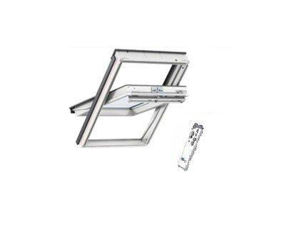 10951 elektricke stresni okno velux ggu 006621 134 x 140 cm