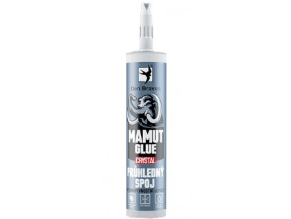 Lepidlo Mamut Glue Crystal 290ml transparentní Den Braven