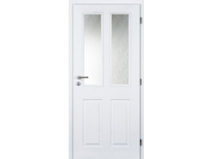 Vnitřní dveře BÍLÉ PÓR 70 cm Achilles MASONITE