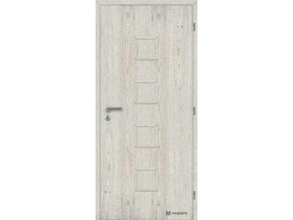 MASONITE dveře interiérové 70 cm folie QUADRA