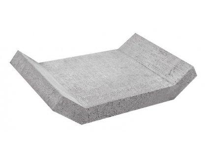 Betonový žlab odvodňovací 40 x 60 x 6 cm HRONEK přírodní