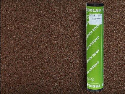 Modifikovaný asfaltový pás hnědý 15m2 GARDEN ROOF 2mm TEGOLA