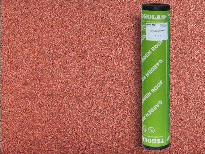 Modifikovaný asfaltový pás červený 15m2 GARDEN ROOF 2mm TEGOLA