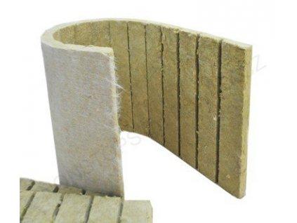 Komínová izolační vata pro Ø 160 mm