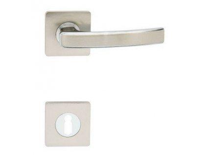 Dveřní klika interiérová GABRI - S chrom/nikl - kování COBRA