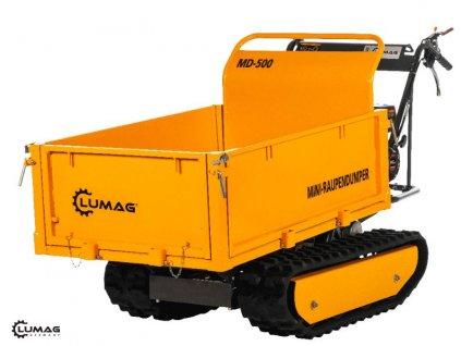Pásový přepravník 4,8kW LUMAG MD 500