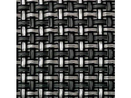 Stínící tkanina na plot 90% VIP 1 x 5 m antracit (700g/m2)
