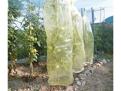 Folie na rajčata žlutá roura PE ø 0,6 x 10 m Mr TOMATO