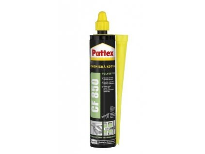 Chemická kotva Pattex CF 850 - 300 ml