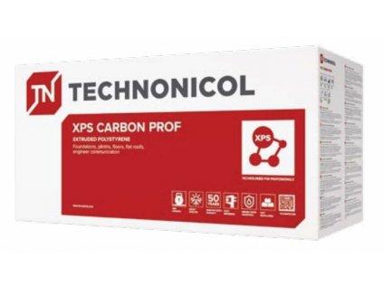 Extrudovaný polystyren 100 mm Technonicol XPS kolmá hrana