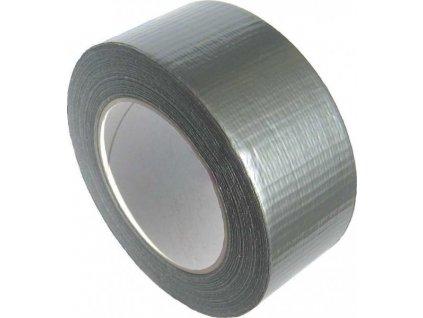 Lepící páska extra pevná 50mm x 50m Duct Tape s textilní výztuží