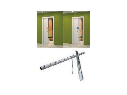 Stavební pouzdra Eclisse - automatické samozavírání