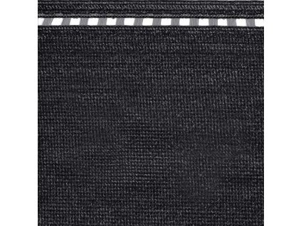 Stínící tkanina na plot 100% síťka 1 x 50 m COIMBRA antracit (230g/m2)