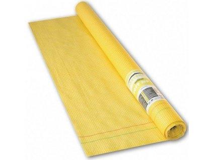 Paropropustná folie difúzní s mřížkou 100g MASTERFOL SOFT MP-Y 75 m2 žlutá