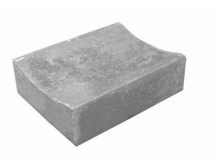 Betonový žlab odvodňovací 50 x 40 x 15 cm HRONEK přírodní