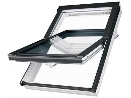 2692 fakro stresni okna plastova 66 x 118 cm ptp v u3 dvojsklo