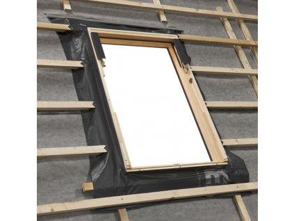 Paropropustný montážní límec RoofLITE 55 x 78 cm