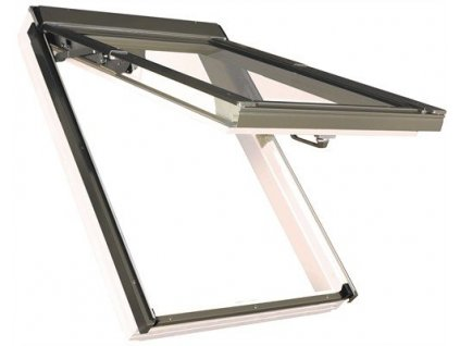 Střešní okno dřevěné 66x98 cm FPU-V U5 trojsklo FAKRO