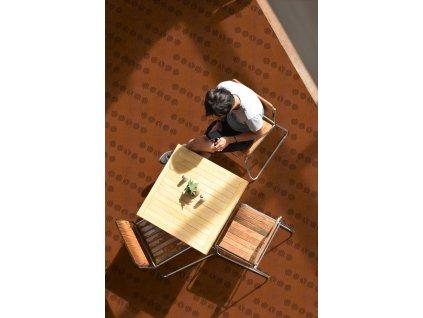 Plastová dlažba podlahová krytina zelená 40 x 40 x 2,5 cm Easy protiskluzová