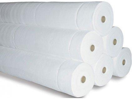Geotextilie netkaná GeoNETEX polyester bílý 150 g JUTA 2 x 50 m