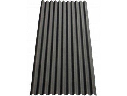 Vlnitá deska střešní bitumenová GUTTANIT K11 černá