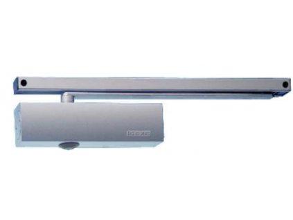 Dveřní samozavírač STŘÍBRNÝ do 90kg GEZE TS 3000