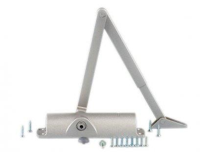 Zavírač dveří do 40kg stříbrná GEZE TS 1000