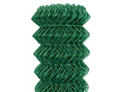 Pletivo nezapletené PVC SUPER oko 55 mm, výška 150 cm (drát 3 mm) KOMPAKT