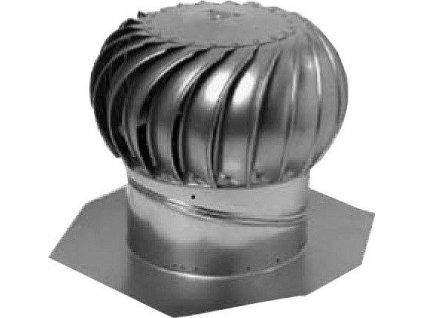 """Ventilační turbíny ALU 14 """" TURBÍNY 356 mm AIRHAWK (komplet)"""