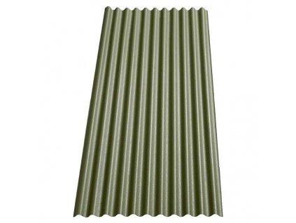 GUTTANIT 11 zelená 2000 x 830 mm