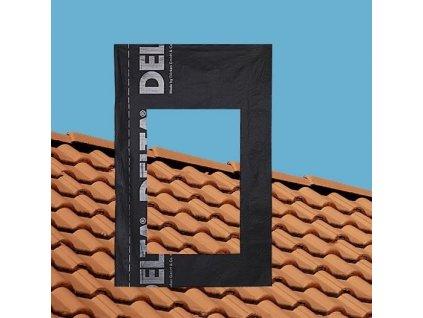 DAKEA manžeta RUC z paropropustné folie 134 x 140 cm