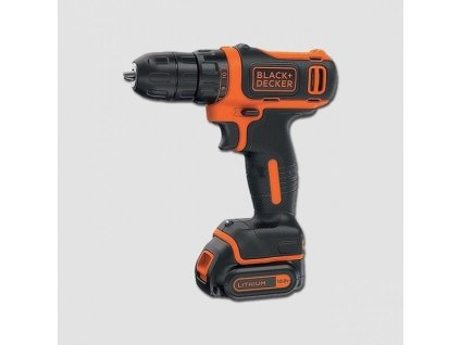 Aku vrtačka 10,8 V/1,5 Ah Li-Ion, 12,5/26 Nm Black & Decker